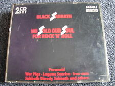 Black Sabbath-We Sold our Soul for Rock n Roll CD-2 CD Box-Rock-1991-Austria