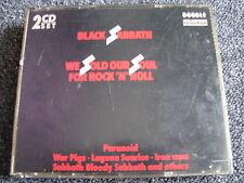Black Sabbath-We Sold our Soul for Rock n Roll CD-2 CD Box-Rock-1991-Austria