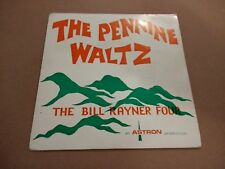 "BILL RAYNER FOUR "" THE PENNINE WALTZ "" 7"" JAZZ FUNK EP (B.R.7) EXCELLENT 1969"