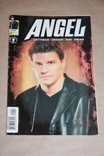 """Angel"" #1 of 4; Dark Horse Comics / Matthews, Whedon, Rubi, Dreier (Buffy)"