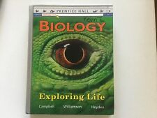Biology: Exploring Life by Williamson, Campbell and  Heyden (Hardcover)