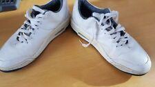 2006 Mens N*ke Air Jordan 23 Classic White Leather Shoes Size 8.5 313480-122