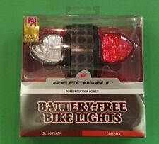 Luci bici senza batteria - Bike lights Battery-Free  Reelight