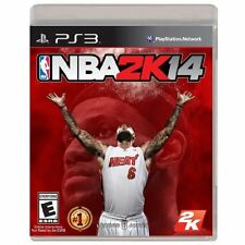 NBA 2K14 For PlayStation 3 PS3 Basketball 8E