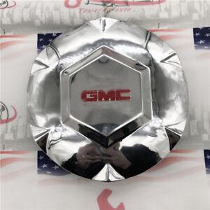 New Chrome Wheel Center Hub Caps Cover 9593396 For GMC Envoy XL XUV 2002 -2007