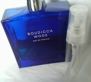 BOUDICCA WODE EDP 5ML Travel Atomiser International shipping
