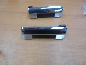 Fiat 128 CL Pair Of Handles Rear New