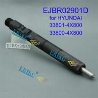EJBR02901D Diesel Injector 33801-4X800 For Delphi HYUNDAI Terracan 33800-4X800