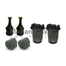 For CHRYSLER VOYAGER 95-08 FRONT LOWER WISHBONE ARM BUSHES BALL JOINTS SET