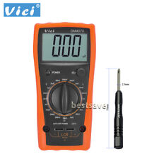 VICI DM4070 Digital Multimeter LCR Inductance Resistance Capacitance Meter 2KuF
