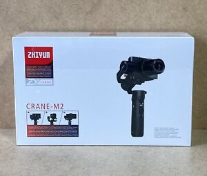 Zhiyun Crane M2 Gimbal Stabiliser for Mirrorless Camera Smartphone GoPro Hero