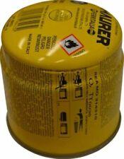 Cartuccia Butano gr 190 Ricarica Fornello Gas Campeggio Saldatore MAURER Bombole