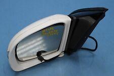 2007 W251 MERCEDES R350 #1 ADW LEFT DRIVER SIDE DOOR MIRROR GLASS WHITE COMPLETE