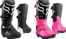 Fox Racing Women's Comp Boots - MX Motocross Dirt Bike Off-Road ATV Gear