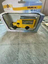 LLedo Promotional 1:64 Scale The Aland Post Model Car No.7