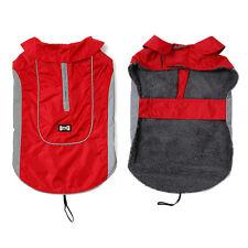 Dog Coat Waterproof Jacket Raincoat Suit Small Large Reflective Medium XS XL