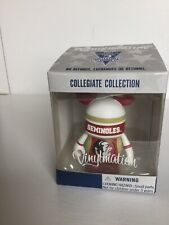 Disney Vinylmation FSU Seminoles Florida State Football College Series Retired!