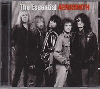 THE ESSENTIAL AEROSMITH on 2 CD's NEW