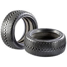 Neumáticos Racing Buggy Cuadrado Craker Súper Soft 1:8 James J08B03S1I 830006
