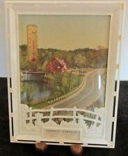 W SPRINGFIELD MASS STAFFORD SPRINGS CONN CAMPO'S EXPRESS ADVERTISING THEMOMETER