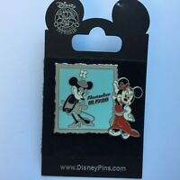 DLR - Minnie Mouse Birthday Pin - November 18, 1928 Disney Pin 17534