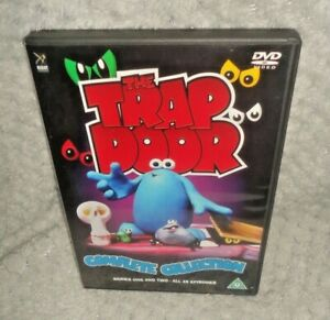The Trap Door - Series 1-2 Complete Collection (DVD, 2011)