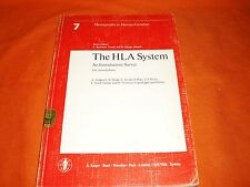 the hla system an introductory survey, monographs on human genetics