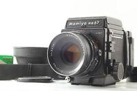 """N MINT"" Mamiya RB67 Pro SD Sekor C 127mm f3.8 6x8 Motorized filmBack Japan #164"