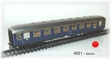 Märklin 4051 Express train wagon DB 1st Class #new original packaging#