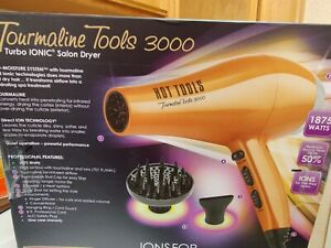 Hot Tools tourmaline Tools 3000 In Hair Dryer