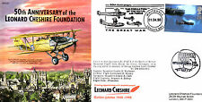 CC51a Gp Capt Lord Cheshire VC Foundation 80th Anniversary of RAF BBMF cover