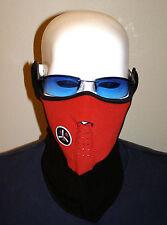 4 Cold Weather Ski Run Survival Face Mask Neck Warmers Neoprene Thermal Fleece