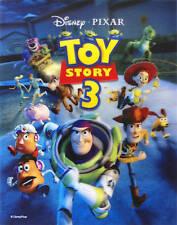 "Disney Store Presale Lenticular 3-D Lithograph Pixar's TOY STORY 3 2010 11""x14"""
