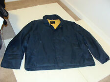 Towncraft Penneys Lined Jacket Coat  Quilted Sleeves RARE USA  Rockabilly