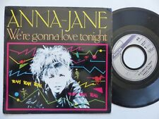Anna-Jane – We're Gonna Love Tonight Philips – 888 565-7 FRANCE