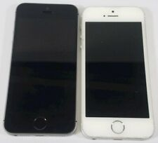2 Untested AS-IS Verizon Apple iPhone SE A1662 Smartphones - For Parts - LOT