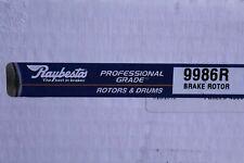 Raybestos 9986R Professional Grade Disc Brake Rotor & Hub Assembly