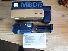 nikon mbd15 battery grip