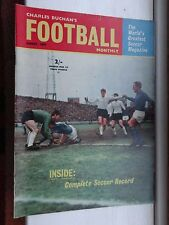 charles Buchan's Football monthly 1964 Aug no 156
