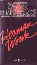 War and Remembrance by Herman Wouk (1983, Paperback)