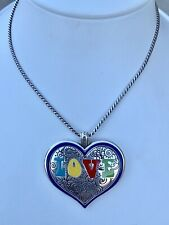 Brighton Summer of Love Necklace 18""