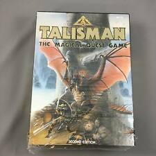 Talisman the Magical Quest Game, Second Edition
