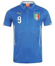 Camisetas de fútbol de selecciones nacionales azul PUMA