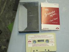 Alain Morisod/ Sweet People - Je T'attendrai my Love (Cassette, Tape) WORKING