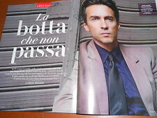 Vanity Fair.Alessio Boni,Matt Damon,Melissa Benoist,Franca Sozzani,Andrea Delogu