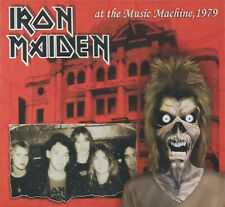 IRON MAIDEN at the London Music Machine, 1979 CD *NEW*   NWOBHM,ANGELWITCH,METAL