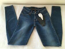 Ladies Authentic Levi's Revel Demi Curve Mid Rise Skinny Canyon Jeans - W23 L32
