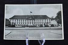 Postcard Berlin Schloss Bellevue Das Gaestehaus des Reiches Germany BW RPPC
