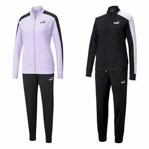 Puma Ladies Baseball Jersey Suit CL/Tracksuit