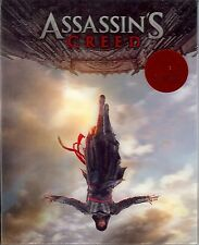 Assassins Creed KimchiDVD Exclusive SteelBook w/Lenti Slip (Region Free Korea)